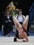 International Tournament in Rhythmic Gymnastics Royalty Free Stock Photo