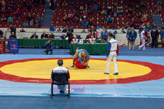 The international tournament on sambo Stock Photos
