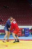 The international tournament on sambo Stock Photos