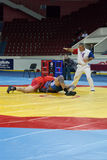 The international tournament on sambo Stock Images
