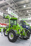 International Trade Fair AGROSALON Stock Image