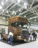 International Trade Fair COMTRANS Royalty Free Stock Images