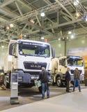 International Trade Fair COMTRANS Royalty Free Stock Images