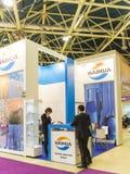 International Trade Fair Khimia Stock Photo