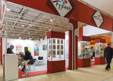 International Trade Fair Worldfood Stock Photo