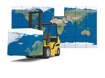 International transportation Royalty Free Stock Photography