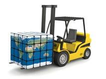 International transportation Royalty Free Stock Image