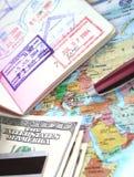 International Travel Series Royalty Free Stock Photo