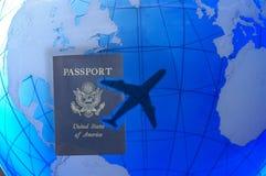 International traveler Royalty Free Stock Photos