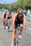 International Triathlon 2011, Geneva, Switzerland Stock Photography