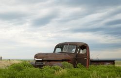 International truck 3 Stock Photo