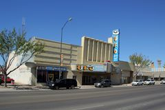 International UFO Museum in Roswell Stock Photography