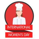 International women day illustration flat design 6. Design illustration icon international women day celebrate vector illustration