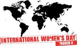 International women's day Stock Photos