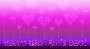International Women's Day Royalty Free Stock Photography