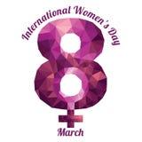 International Women's Day Royalty Free Stock Photography