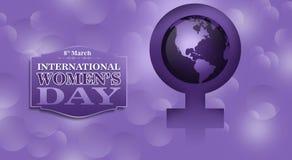 International Women's Day Stock Image