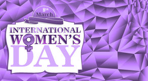 International Women's Day Royalty Free Stock Photo
