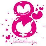 International Women's Day Royalty Free Stock Photo