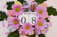 International Women`s Day, March 8 Royalty Free Stock Photos