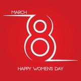 International Women's Day Stock Photography