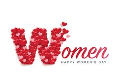 International Women`s Day Royalty Free Stock Photos