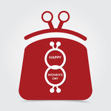 The international women's day on March 8th, Happy Women's Day greeting card or background Stock Photo