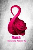 International women`s day Stock Photo