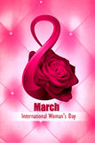 International women`s day Royalty Free Stock Photos