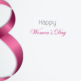 International Women`s Day Vector illustration Royalty Free Stock Image