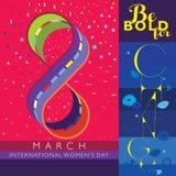 International Womens Day Royalty Free Stock Photos