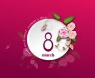 International womens day Royalty Free Stock Photo