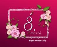 International womens day Royalty Free Stock Image