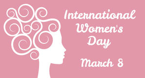 International womens day Stock Photography