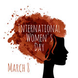 International womens day Royalty Free Stock Image
