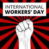 International Workers Day Royalty Free Stock Photos