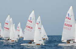 International Yacht 420 Word Championship 2010 Royalty Free Stock Images