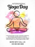 International Yoga Day Stock Photo