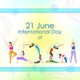 International Yoga Day Stock Photos