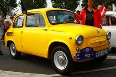 "Internationale antieke motorvoertuigverzameling ""Riga Retro"" 2013 Stock Foto"