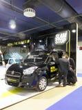 Internationale Ausstellung Automechnika Stockbild