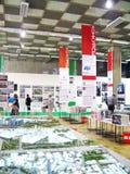 19. internationale Ausstellung der Architektur und des Designs Stockfotografie