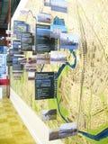 19. internationale Ausstellung der Architektur und des Designs Lizenzfreies Stockfoto