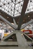 Internationale Ausstellung MosBuild 2011 Lizenzfreie Stockfotografie