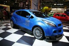 Internationale Automobiele Tentoonstelling, de Show van de Motor Stock Foto's