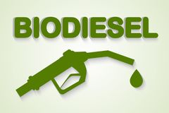 Internationale Biodieseldag Royalty-vrije Stock Foto