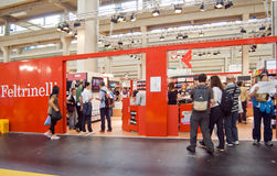Internationale Buch-Messe 2012 - Turin lizenzfreies stockfoto