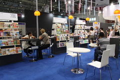 20. internationale Buchmesse Pekings Stockfotografie