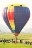 Internationale de Ballonfiesta van het Singhapark, Thailand Royalty-vrije Stock Afbeelding
