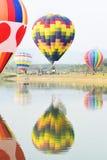 Internationale de Ballonfiesta van het Singhapark, Thailand Royalty-vrije Stock Foto's